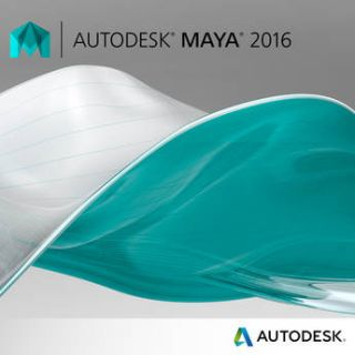 Autodesk Maya 2016 with Basic Support 657H1 WW9204 T553 VC