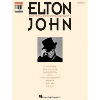 Elton John Keyboard Book