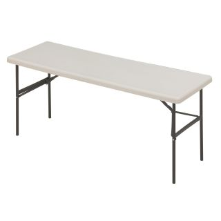 Iceberg 1200 Series Commercial Grade Table   24 x 72   Folding Tables & Chairs