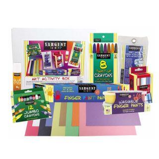 Childrens Art and Activity Kit for the Beginner Artist   18469173