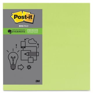 Post it Notes Super Sticky Pads in Rio de Janeiro Colors (Pack of 24)