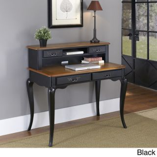 Home Styles The French Countryside Student Desk and Hutch   15709827