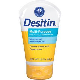 Desitin Desitin Posted 6/11/2014 Multi Purpose   Baby   Baby Diapering