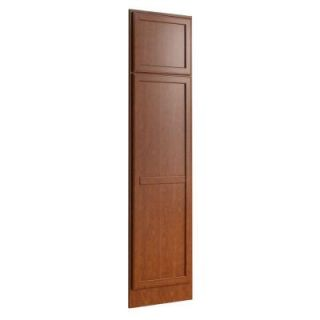 Cardell 20.25x84x0.75 in. Stig Tall Matching End Panel in Nutmeg MTEP2184.AD5M7.C53M