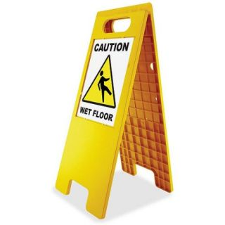 U.S. Stamp and Sign Customizable Floor Tent Sign