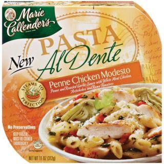 Marie Callender's: Penne Chicken Modesto Pasta Al Dente, 11 Oz