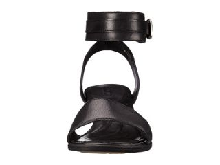 Born Beyer Black Full Grain Leather, Shoes, Black, Born