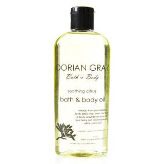 Soothing Citrus Mineral Massage and Bath Oil   17499371