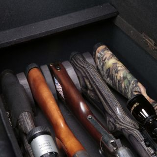 American Furniture Classics Gun Concealment Bench