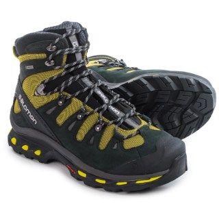 Salomon Quest 4D 2 Gore Tex® Hiking Boots (For Men) 156AN 37