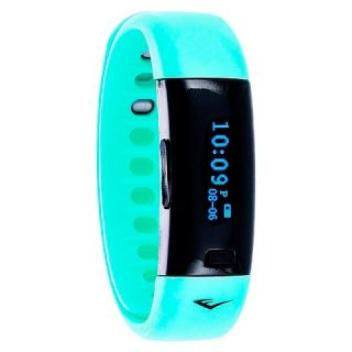 Everlast® Wireless Fitness Tracker Watch   Turquoise