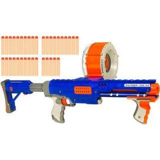 Nerf: N Strike   Raider Rapid Fire CS 35 Blaster