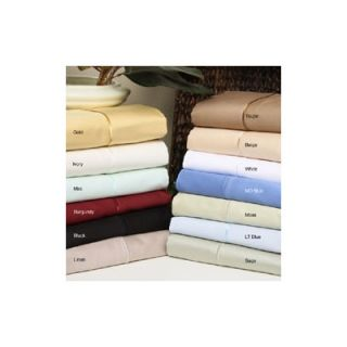 Simple Luxury 650 Thread Count Solid Duvet Collection