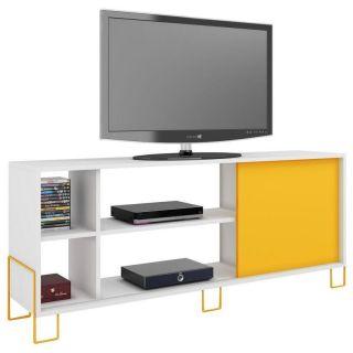Manhattan Comfort 10AMC Nacka Eye Catching TV Stand with 46 TV