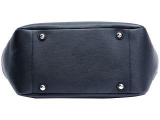 Coach Baby Bag Tote In Saffiano Leather Black, Black, Coach