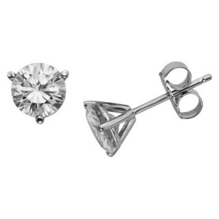 60 CT. T.W. Forever Brilliant Round Moissanite Solitaire Prong Set