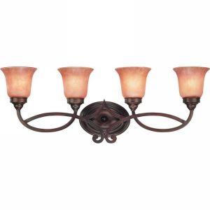 Dolan Designs 3104 133 Bonita English Bronze  Bathroom Lighting Lighting