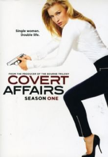 Covert Affairs: Season One (DVD)   Shopping   Big Discounts