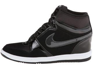 separation shoes 10b1b abbf8 Nike Force Sky High Sneaker Wedge, Shoes, Nike, Women