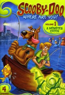 Scooby Doo, Where Are You?: Season 1 Vol 1 (DVD)   Shopping