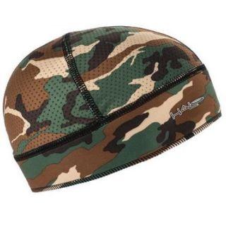 Halo Headband Skull Cap   Camo Green
