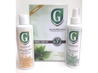 Guardian Fabric Furniture Care Kit and Protection Plan