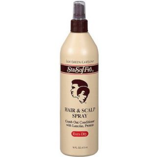 Sta Sof Fro Hair & Scalp Spray, 16 oz