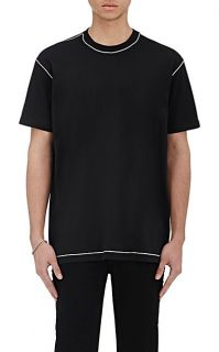 Givenchy Chain Embellished T Shirt   Crewneck