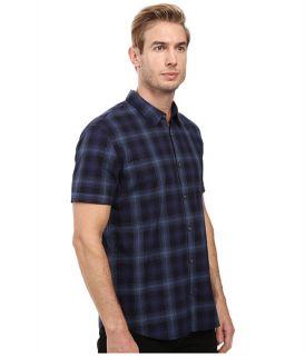 John Varvatos Star U.S.A. Slim Fit Sport Shirt w/ Cuffed Short Sleeves W443S3B