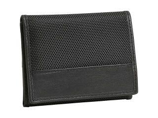 Travelon Safe ID Blocking Tri Fold Wallet, Black   82034 50