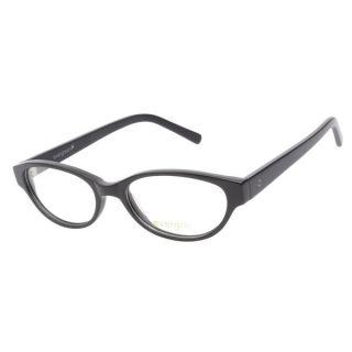 Evergreen 6017 Matte Black Prescription Eyeglasses   15998959